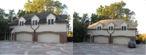 1088 Booneville Garage Before & After (2)
