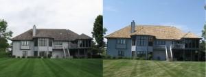Barb Southfork Back Before & After